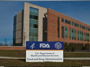 FDA Sign & Bldg 21 at Entrance, Credit: WikiMedia