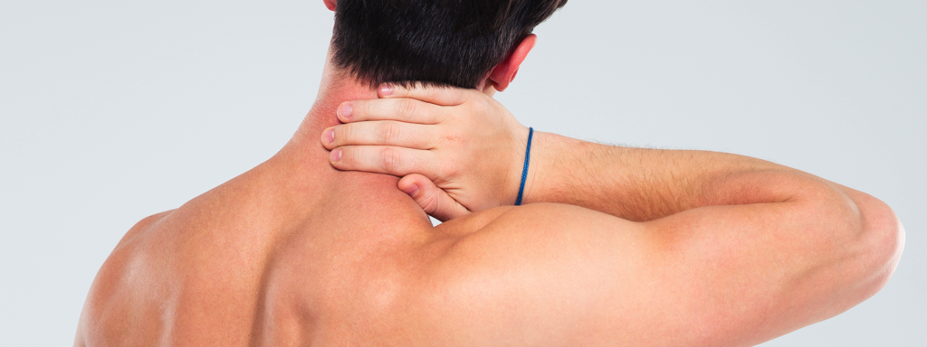 Neck Pain from Fibromyalgia, Credit: Stock Photography