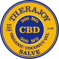 TheraJoy Organic CBD Salve 500mg