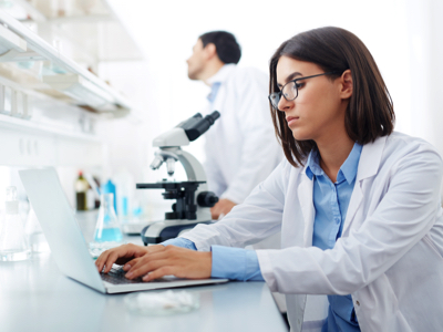 Researchers Complete Scientific Study, Credit: Stock Photography
