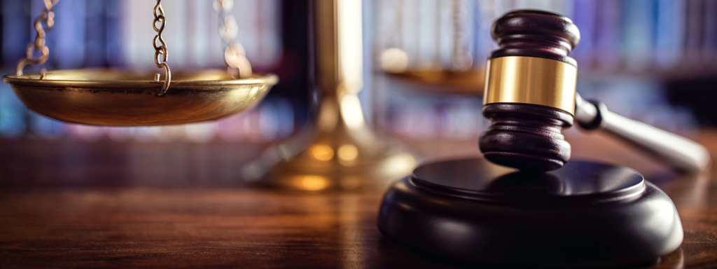 Gavel and Scale, Credit: Stock Photography