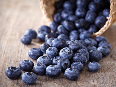 Blueberries, Credit: Stock Photography