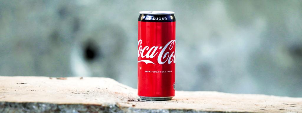 Coca-Cola Can, Credit: Pexels