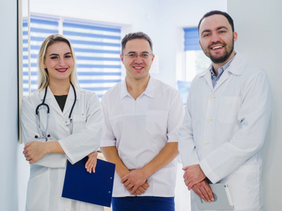Medical Professionals, Credit: Stock Photography