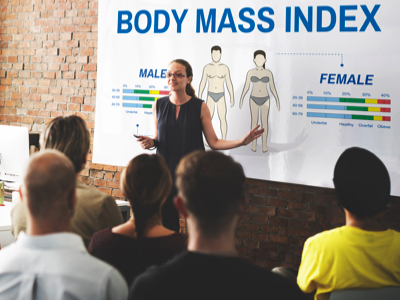 Body Mass Index (BMI), Credit: Stock Photography