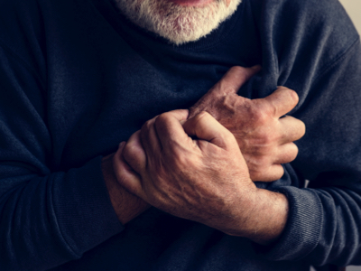 Senior Hand Pain, Credit: Stock Photography