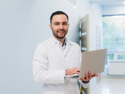 Male Doctor, Credit: Stock Photography
