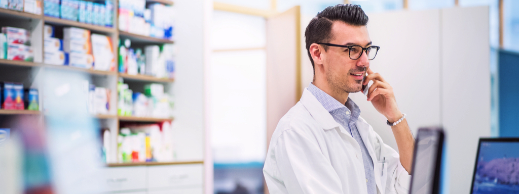Pharmacist, Credit: Stock Photography