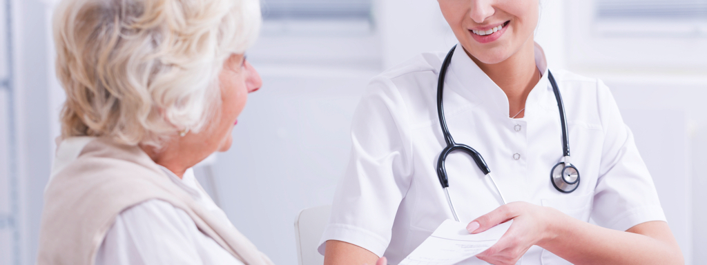Patient In Evaluation With Doctor, Credit: Stock Photography