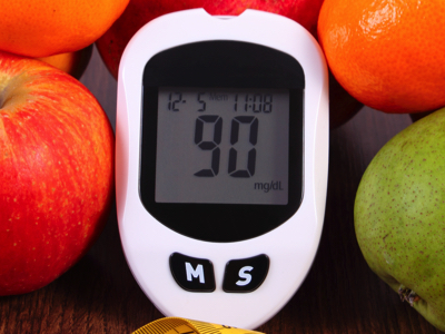 Glucometer, Credit: Stock Photography