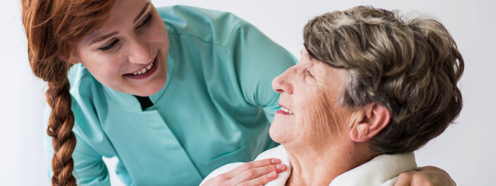 Doctor with Senior Woman, Credit: Stock Photography