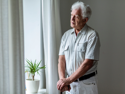 Senior Male, Credit: Stock Photography