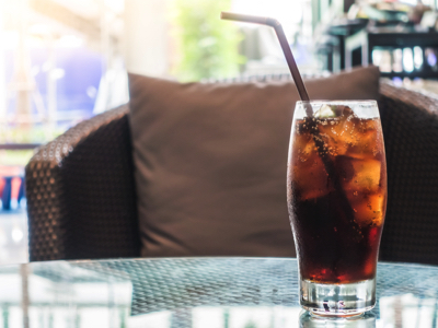 Ice Cold Coca-Cola, Credit: Stock Photography