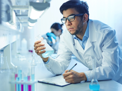 Scientists Working, Credit: Stock Photography