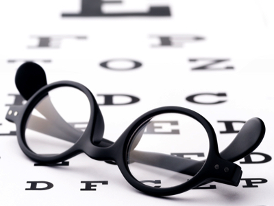 Eye Test Concept, Credit: Stock Photography