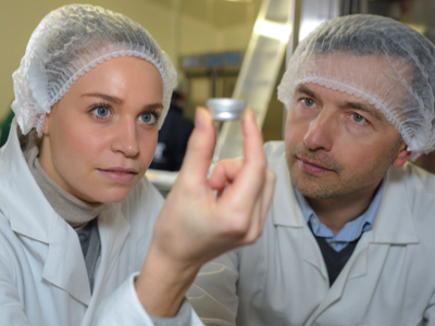 Industrial Scientists, Credit: Stock Photography